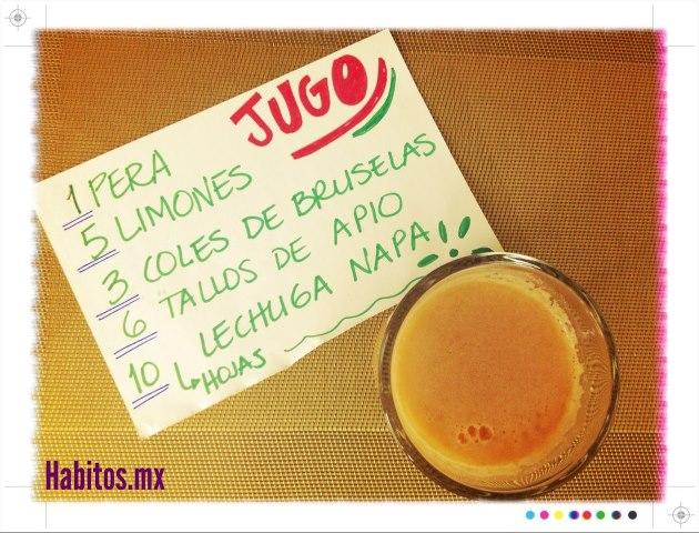 Juicing - jugo para energía