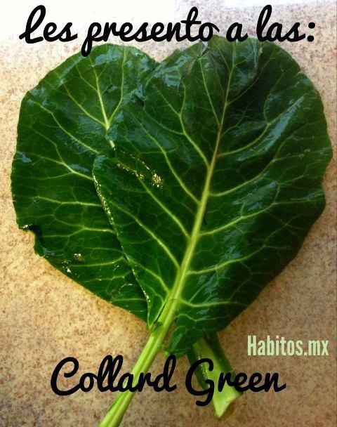 Recetas - collard green