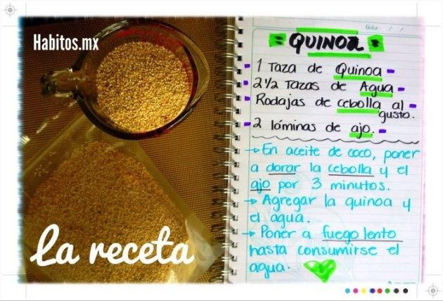 Recetas - Quinoa