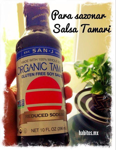 Recetas - salsa tamari