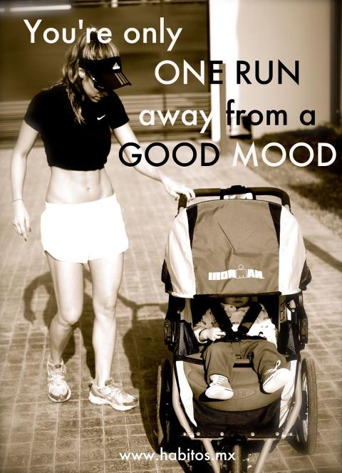 Ejercicio - correr para good mood
