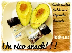 Recetas - snack fast